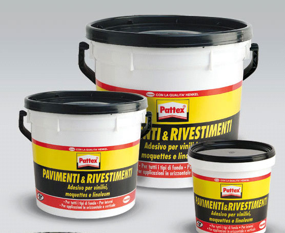Pattex pavimenti e rivestimenti henkel bricoportale il for Brico adesivi pareti