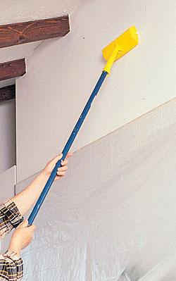 Pitturare al pulito con teli protettivi bricoportale - Pitturare casa fai da te ...