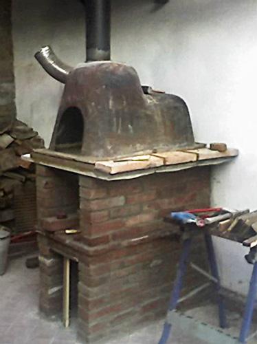 Da vasca a forno bricoportale fai da te e bricolage for Forno a legna fai da te economico