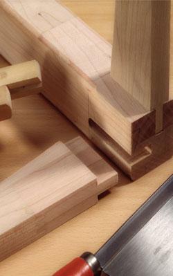 Incastro a mezzo legno