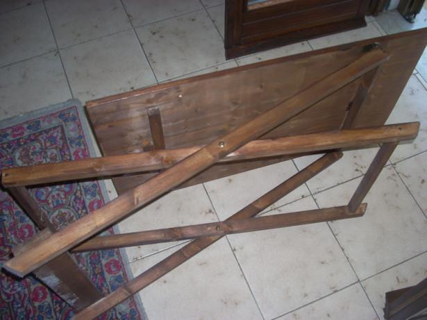 Tavolo prolunga richiudibile bricoportale fai da te e for Prolunga tavolo