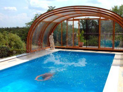 Copertura piscine