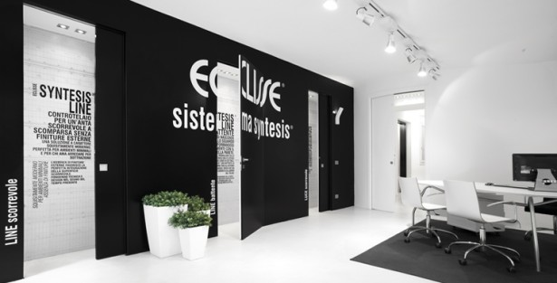 showroom eclisse milano