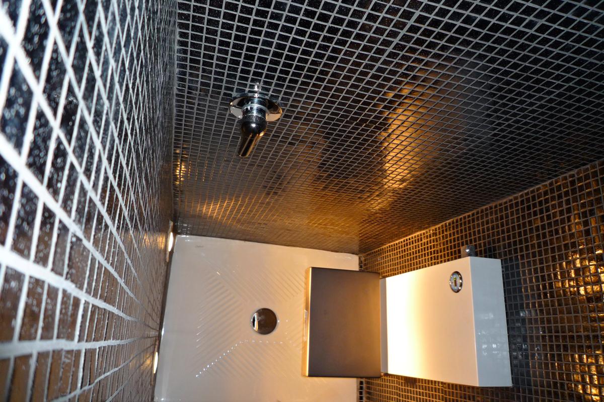 Realizziamo un bagno turco in casa bricoportale fai da for Bricoportale