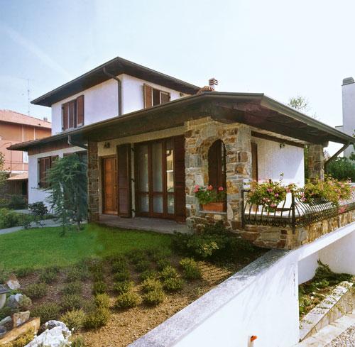 Case prefabbricate in muratura idee per il design della casa for Il design della casa