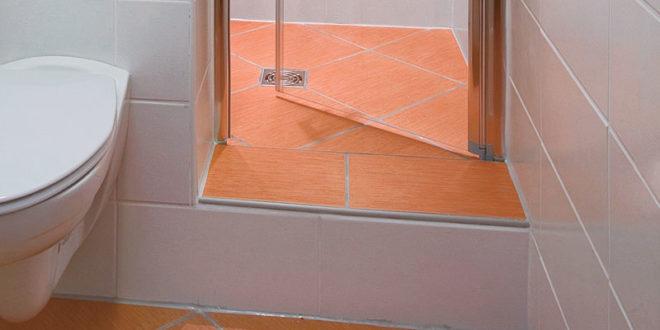 Costruire una doccia con il piano rialzato bricoportale for A piedi piani doccia