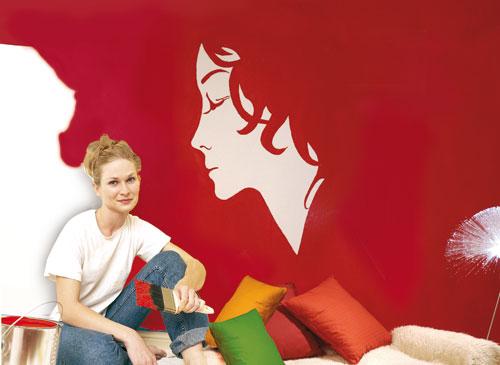 Decorare le pareti   bricoportale: fai da te e bricolage