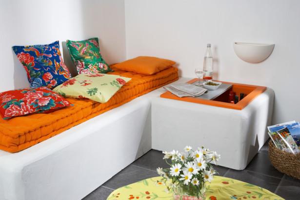 Come costruire un divano di cemento cellulare