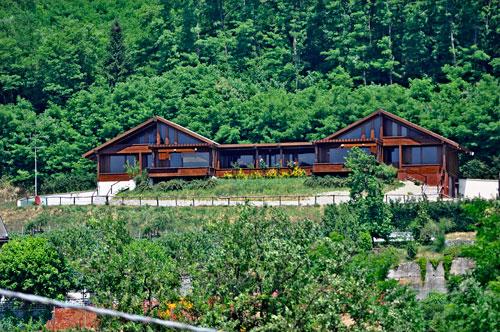 Casa pagano di legno iroko bricoportale fai da te e for Case in legno difetti