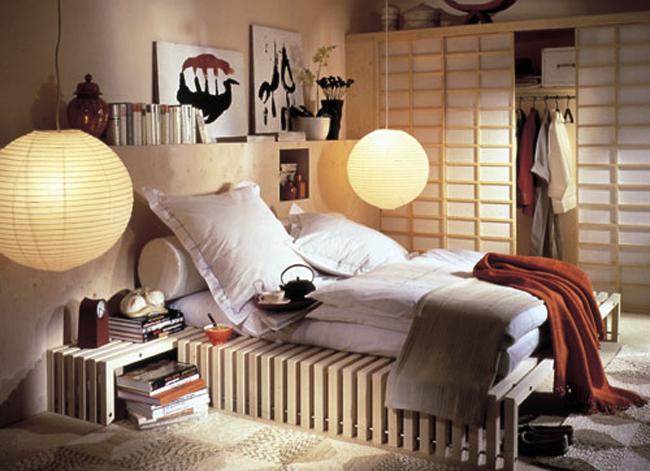 Amato Costruire un letto in stile giapponese - Bricoportale: Fai da te e  ON48