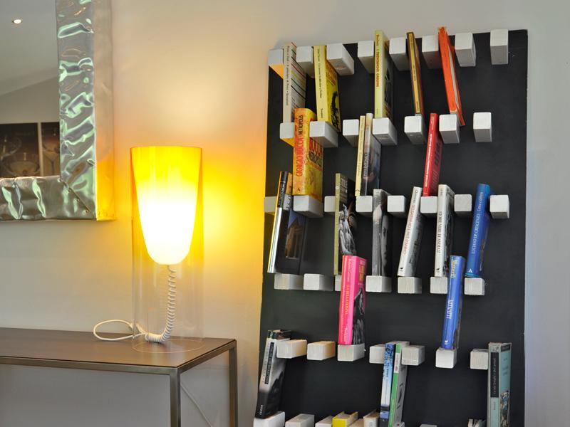 libreria fai da te di design