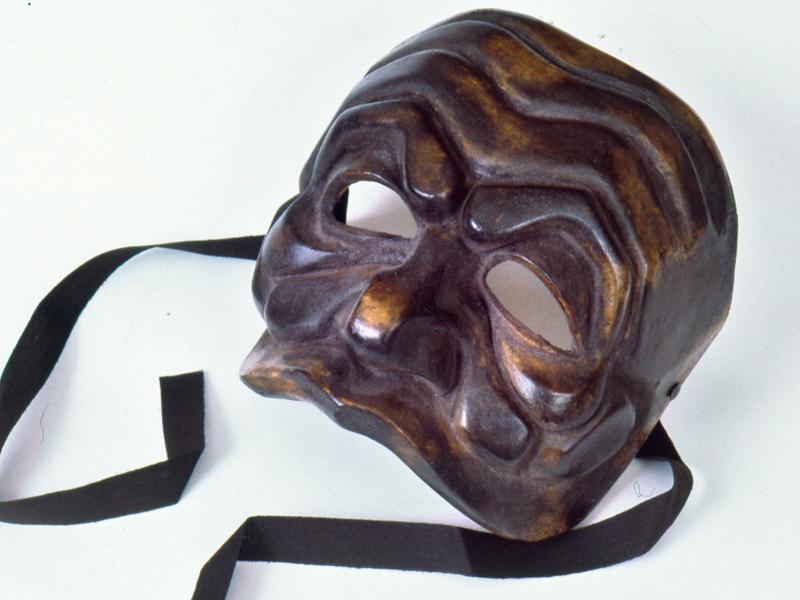 maschera di cuoio fai da te