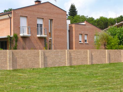 Muretti Da Giardino In Mattoni : Muretto prefabbricato per il giardino bricoportale fai da te e
