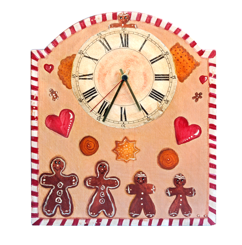 Come fare un orologio da cucina bricoportale fai da te for Orologio fai da te