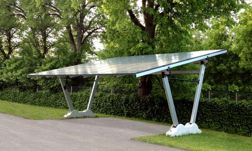 Prezzo pensilina fotovoltaica