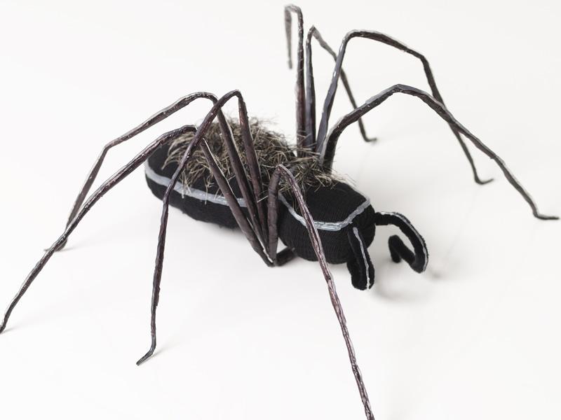 Ragno fai da te per Halloween