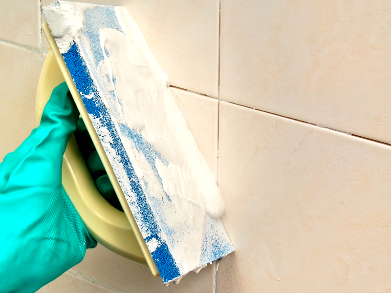 Come rinnovare le fughe delle piastrelle sporcate dagli anni - Colorare le fughe delle piastrelle ...
