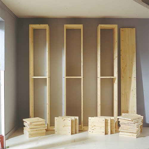 Come rivestire un gradino bricoportale fai da te e - Parete in legno fai da te ...