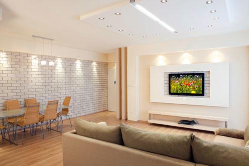I diversi tipi di luci incassate faretti e segmenti for Tipi di schierandosi per le case