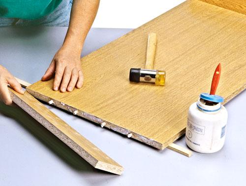 Come eliminare i tarli bricoportale fai da te e bricolage for Dima per spine legno fai da te