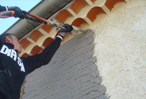 isolare il soffitto