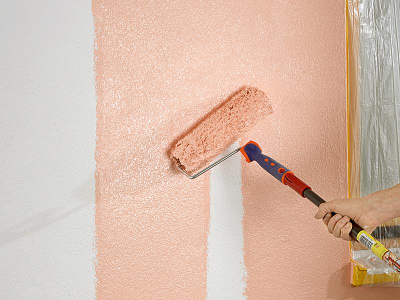 Pitturazione degli ambienti di casa bricoportale fai da - Pitturare casa fai da te ...