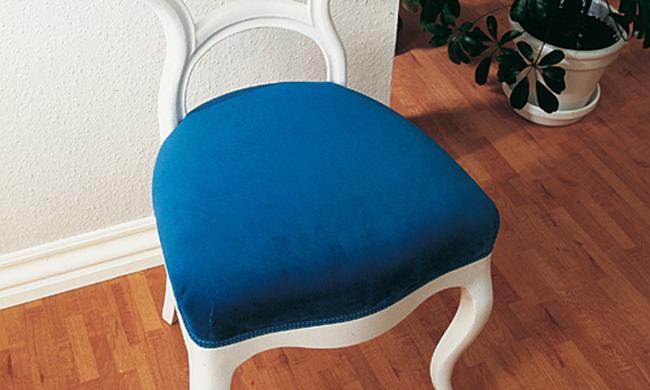 Come imbottire una sedia | La guida passo-passo