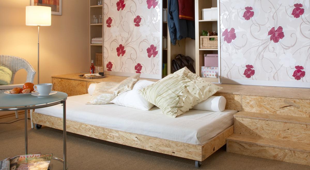 Costruire soppalco in legno fai da te letto soppalco in - Costruire letto in legno ...