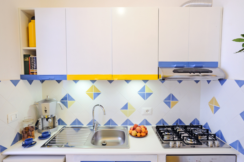 Cucine in muratura fai da te bricoportale fai da te e - Mobili per cucine in muratura fai da te ...