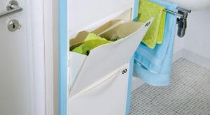 Mobiletto per il bagno fai da te