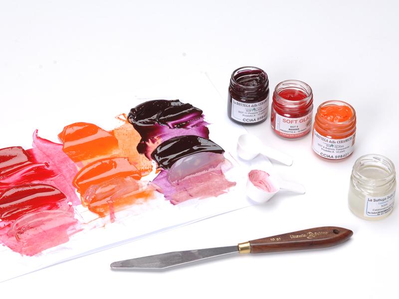 Resina epossidica softglass per decorazioni bricoportale for Pavimento in resina fai da te