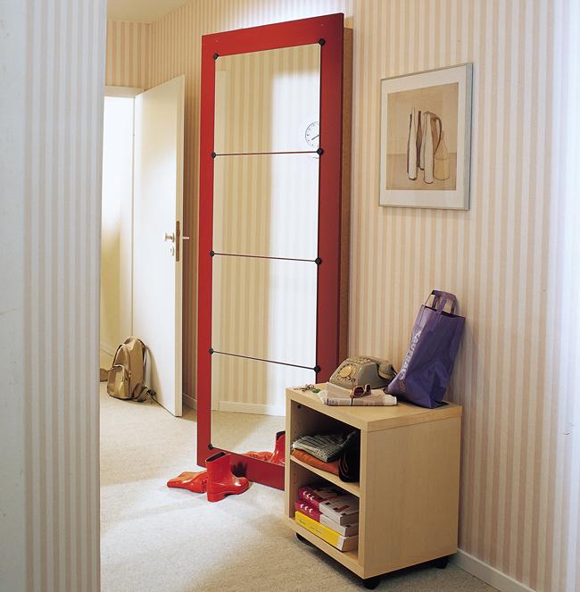 Specchio in ingresso bricoportale fai da te e bricolage - Specchio ingresso ...