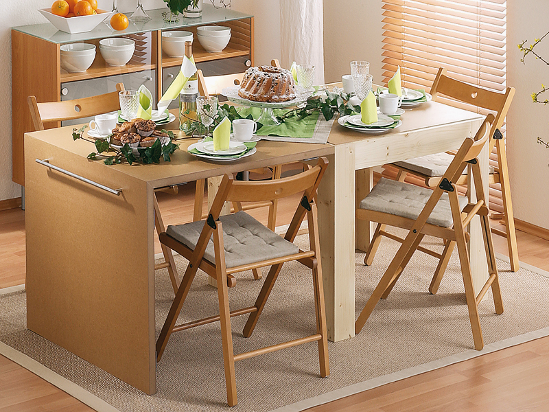 Come costruire un tavolo estensibile bricoportale fai for Costo per costruire piani di casa