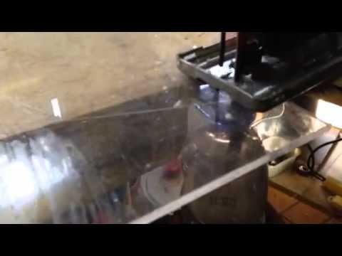 Come tagliare del plexiglass