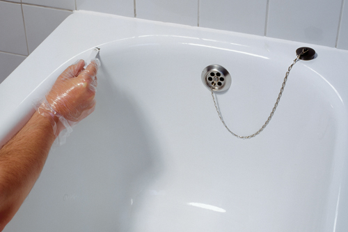 Rivestimento vasca da bagno come intervenire bricoportale fai da te e bricolage - Togliere vasca da bagno ...