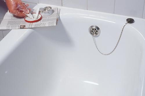 Vernice Per Vasca Da Bagno Prezzi : Rivestimento vasca da bagno come intervenire bricoportale fai