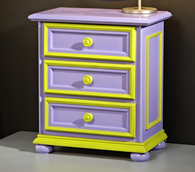 Restaurare mobili bricoportale fai da te e bricolage for Comodini moderni