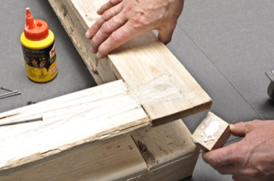 costruire un letto con recupero
