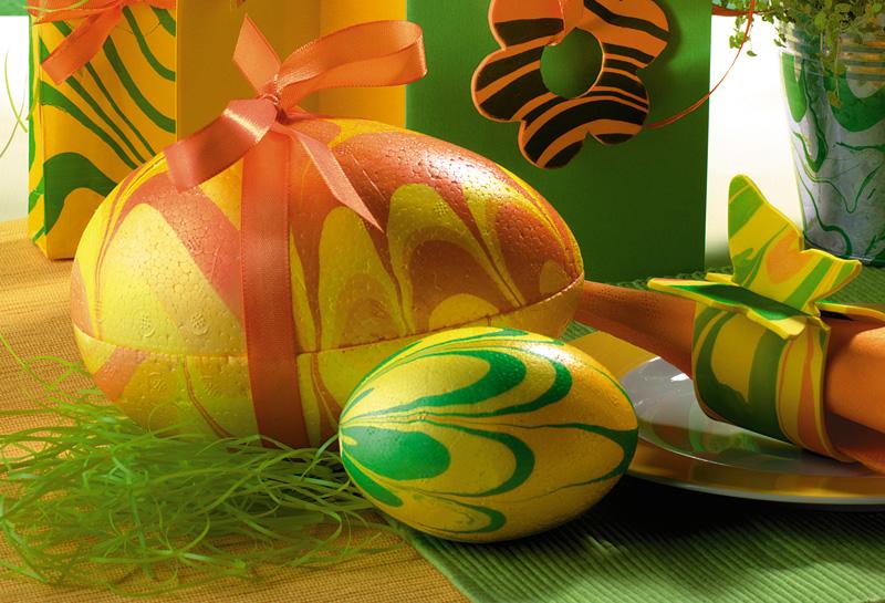Uova di pasqua decorate bricoportale fai da te e bricolage - Pasqua uova decorate ...