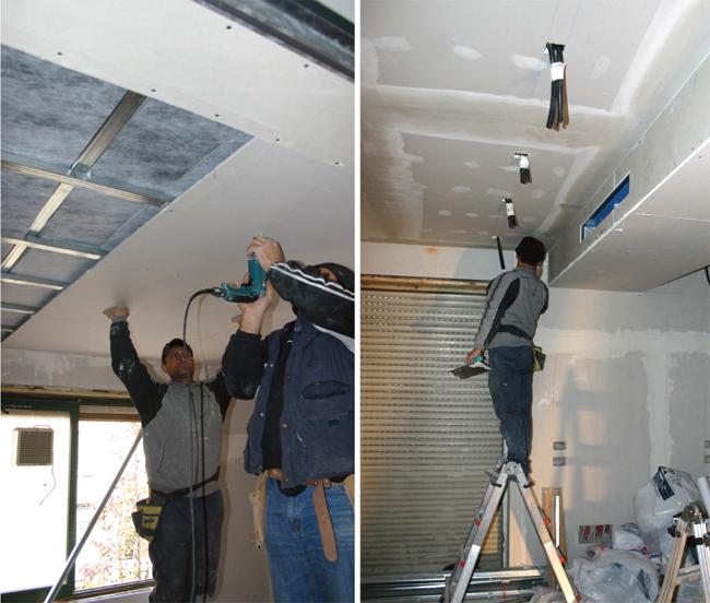 Insonorizzazione soffitto appartamento idee per la casa - Insonorizzare camera ...
