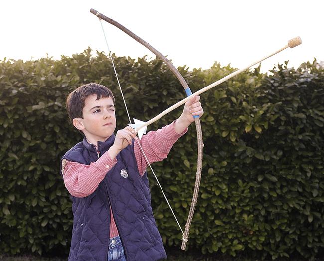 arco e frecce, arco, frecce