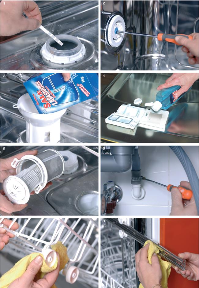 Lavastoviglie - Manutenzione e pulizia - Bricoportale: Fai da te e ...