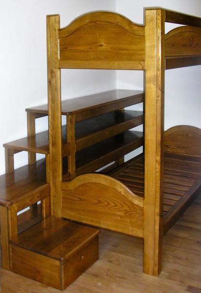 Come costruire un cancello in legno bricoportale fai da - Costruire un letto a castello in legno ...