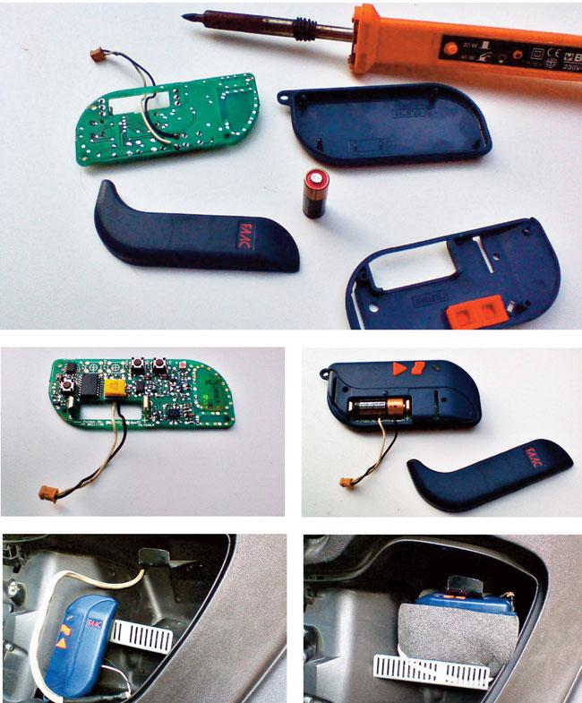come installare un apricencello elettrico