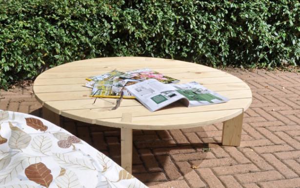 Tavolo con bancali fai da te | Come costruirlo in 16 passaggi