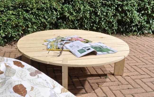 Tavolo con bancali fai da te | Come costruirlo in 19 passaggi