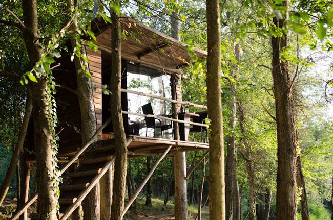 Come costruire una casa sull 39 albero bricoportale fai da for Case facili da costruire