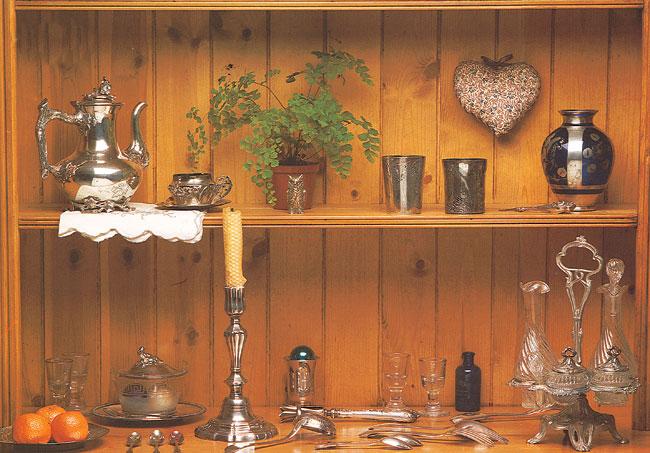 Come pulire l 39 argento bricoportale fai da te e bricolage - Come pulire argento in casa ...
