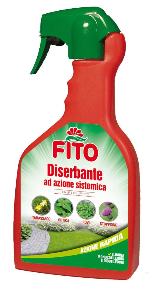 Diserbante ad azione sistemica guaber bricoportale il for Diserbante per erbacce
