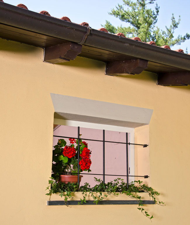 Come costruire una inferriata di ferro bricoportale fai - Costruire una finestra ...